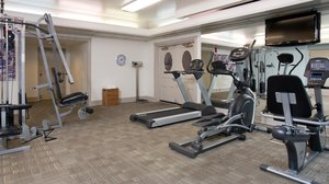 Fitness/ Exercise Room - Holiday Inn Express Hilton Head Island