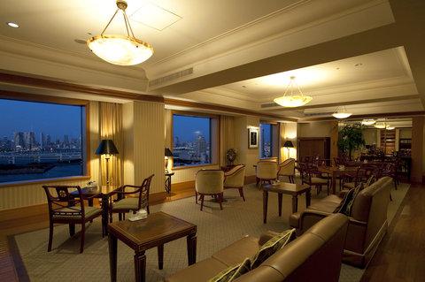 Grand Pacific LE DAIBA - Club President Lounge