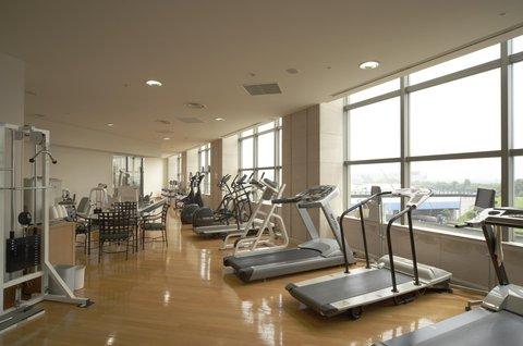 Grand Pacific LE DAIBA - Fitness Club
