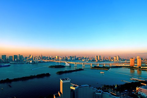Grand Pacific LE DAIBA - Panorama Evening