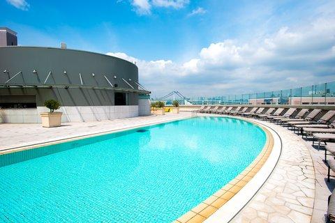 Grand Pacific LE DAIBA - Terrace Pool