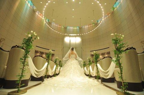 Grand Pacific LE DAIBA - Wedding Chapel Lumiere