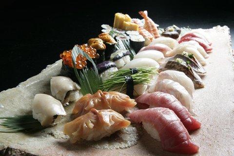Grand Pacific LE DAIBA - Kanroku Sushi