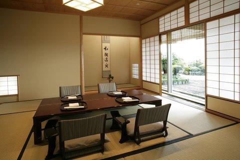 Grand Pacific LE DAIBA - Ohshima Japanese Tatami Room