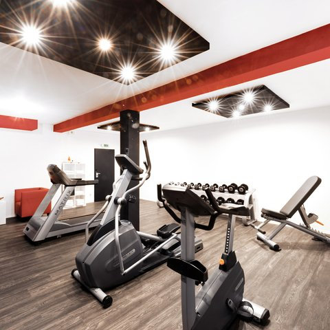 Hotel Innsento - Fitnessroom