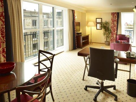 Hilton Antwerp Old Town - King Royal Suite