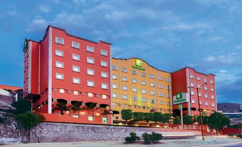 Holiday Inn CD. De Mexico Tlalnepantla - Hotel Exterior