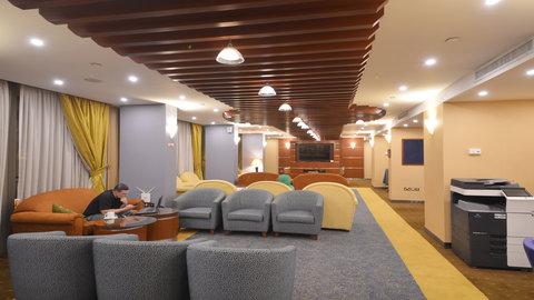 فندق كراون بلازا الكويت  - Holiday Inn Kuwait Al Thuraya City Executive Lounge