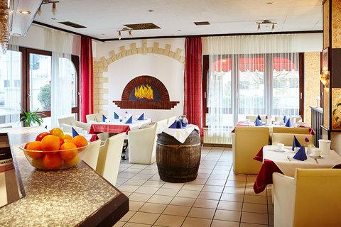 Comfort Hotel Frankfurt Karben - Breakfast