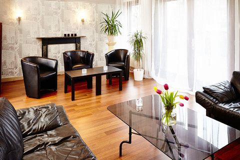 Comfort Hotel Frankfurt Karben - Lounge