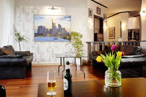 Comfort Hotel Frankfurt Karben - Reception