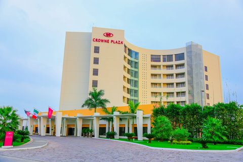 Crowne Plaza TUXPAN - Crowne Plaza Tuxpan Main Entrance