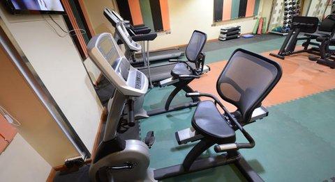 Renz Hotel - Gym