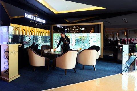 Caravelle Hotel - Moet Chandon Champagne Corner at Caravelle Saigon