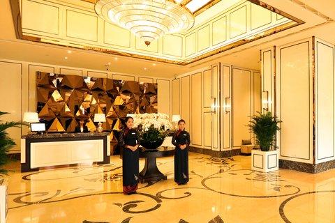 Caravelle Hotel - Lobby at Caravelle Saigon Hotel