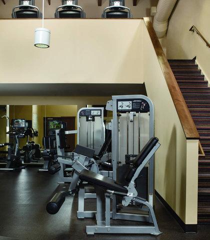 Marriott''S Streamside At Vail-Douglas Hotel - Fitness Center