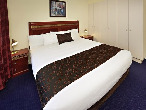 ibis Styles Albany - Guest Room