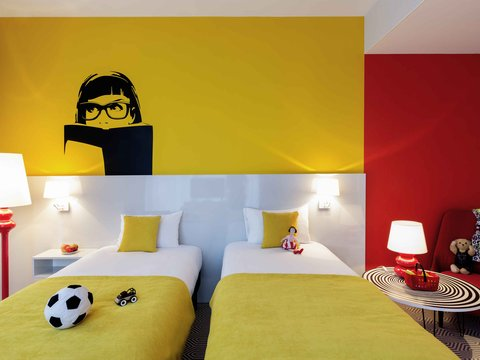 ibis Styles Wroclaw Centrum (Opening October 2014) - Guest Room