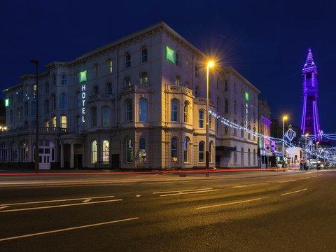 Ibis Styles Blackpool Hotel - Exterior