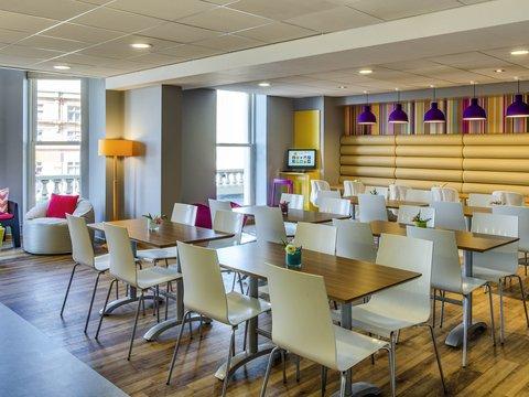 Ibis Styles Blackpool Hotel - Restaurant