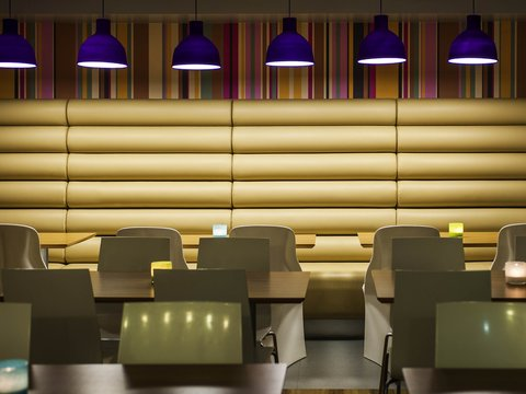 Ibis Styles Blackpool Hotel - Interior