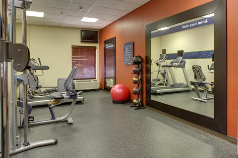 Hampton Inn Greenville-Woodruff Road - Fitness Center