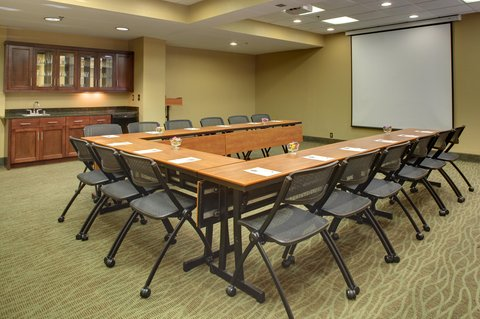 Hampton Inn Greenville-Woodruff Road - Meeting Room - U Shape