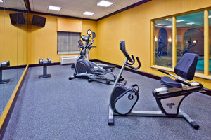 Fitness/ Exercise Room - Holiday Inn Express Hotel & Suites Nashville