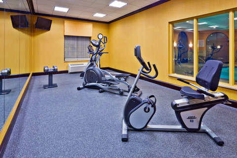 Holiday Inn Express & Suites NASHVILLE-OPRYLAND - Fitness Center