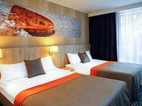Hotel Orbis Posejdon Gdansk - Guest Room
