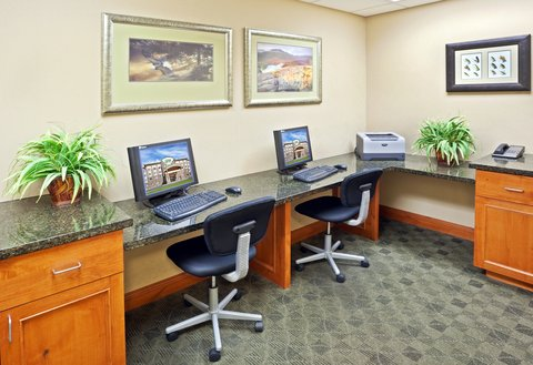 Holiday Inn Express & Suites FAIRBANKS - Business Center