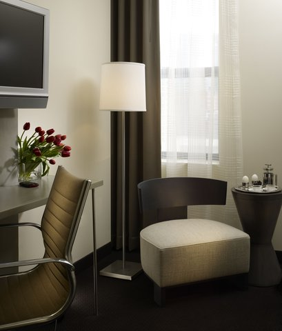 Hotel Felix Chicago - Hotel Felix Room Interior