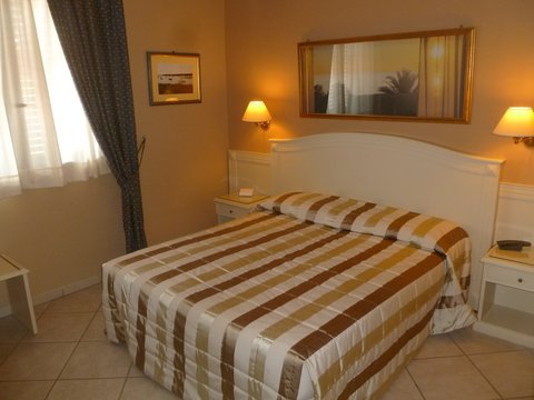 Conchigli Azzurra Resort & Wellness Spa - Camera Matrimoniale