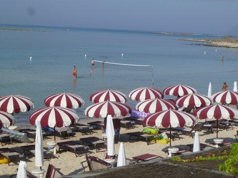 Conchigli Azzurra Resort & Wellness Spa - La Nostra Spiaggia