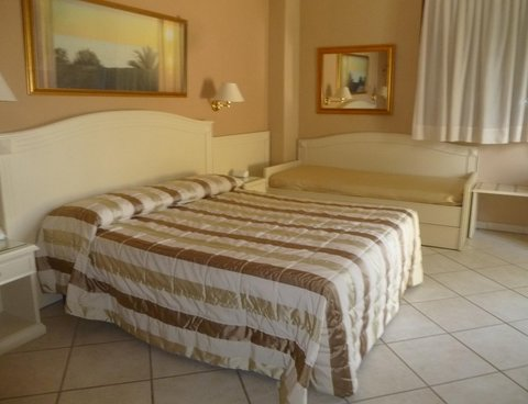 Conchigli Azzurra Resort & Wellness Spa - Tripla
