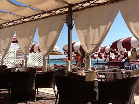Conchigli Azzurra Resort & Wellness Spa - Veranda Spiaggia