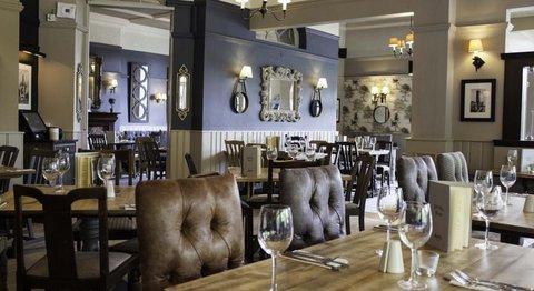 Himley House Hotel by Good Night Inns - Restaurant