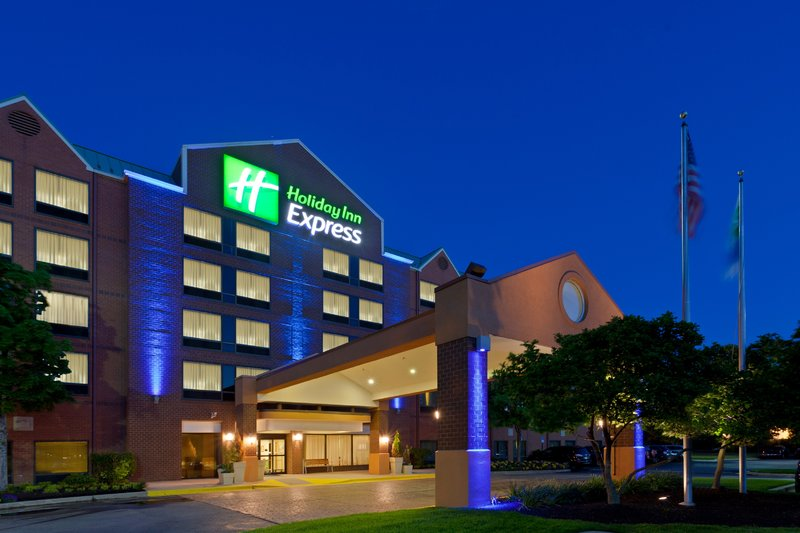 HOLIDAY INN EXP BWI ARPT WEST