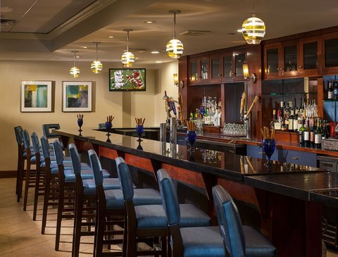 Holiday Inn HARTFORD DOWNTOWN AREA - Bar and Lounge