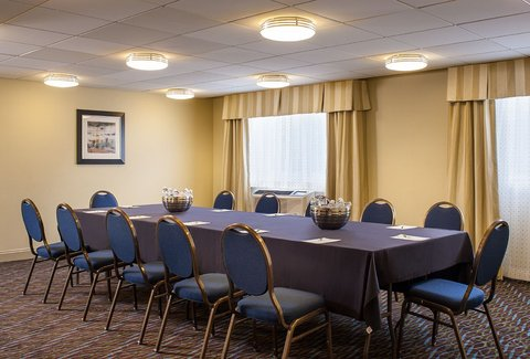 Holiday Inn HARTFORD DOWNTOWN AREA - Meeting Room
