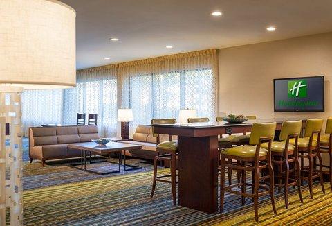 Holiday Inn HARTFORD DOWNTOWN AREA - Hotel Lobby