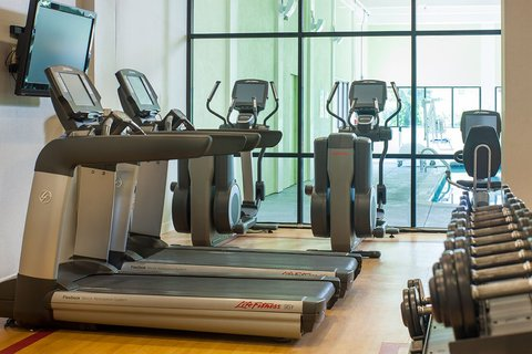 Holiday Inn HARTFORD DOWNTOWN AREA - Fitness Center