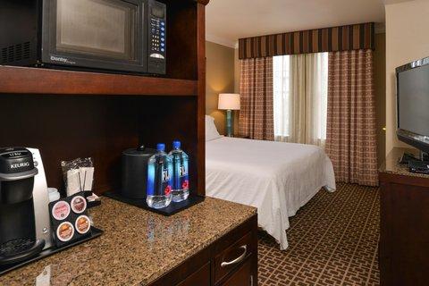 Hilton Garden Inn Napa - King suite  Amenities