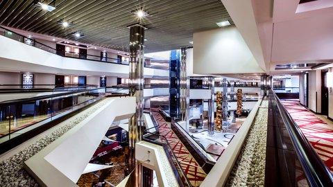 فندق كراون بلازا ديرة دبي - Hallway
