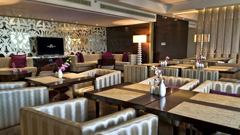 فندق كراون بلازا ديرة دبي - Club Lounge