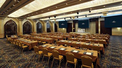 فندق كراون بلازا ديرة دبي - Discover a productive meeting experience