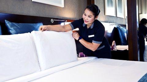 فندق كراون بلازا ديرة دبي - Sleep Advantage