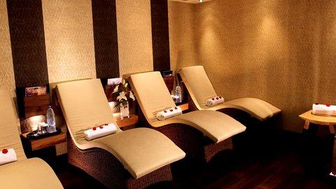 فندق كراون بلازا ديرة دبي - Sauna - relaxing area
