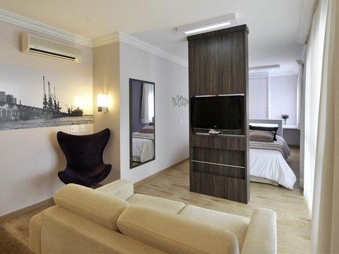 Mercure Porto Alegre Moinhos de Vento (Futuro Adagio) - Guest Room