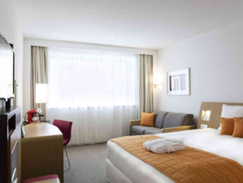 Novotel Bucharest City Centre - Guest Room